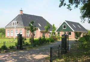 Nieuwbouw woning Bouwbedrijf Scheenstra..