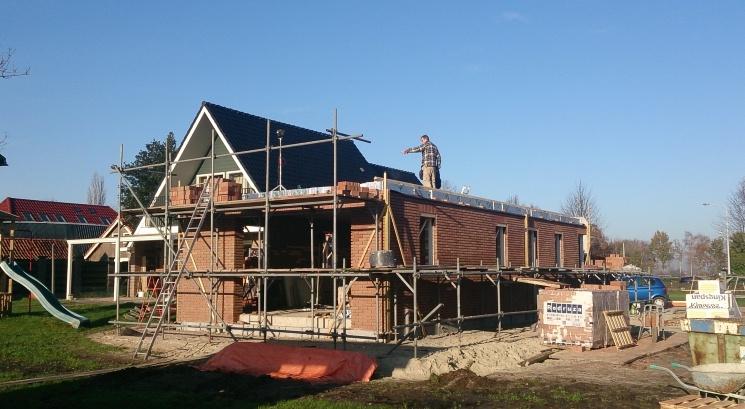 Particuliere nieuwbouw en verbouw - Bouwbedrijf Scheenstra BV
