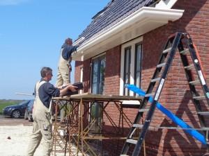 Nieuwbouw woning Friesland Bouwbedrijf Scheenstra