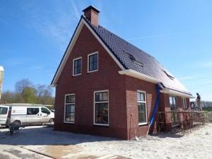 Nieuwbouw woning Friesland Bouwbedrijf Scheenstra.
