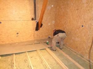 Renovatie badkamer en keuken.