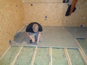 Renovatie badkamer en keuken. Bouwbedrijf Scheenstra.
