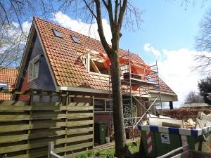 Verbouw Bouwbedrijf Scheenstra Wolvega.....