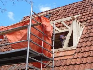 Verbouw Bouwbedrijf Scheenstra Wolvega.........