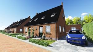 Nieuwbouw woning Bouwbedrijf Scheenstra