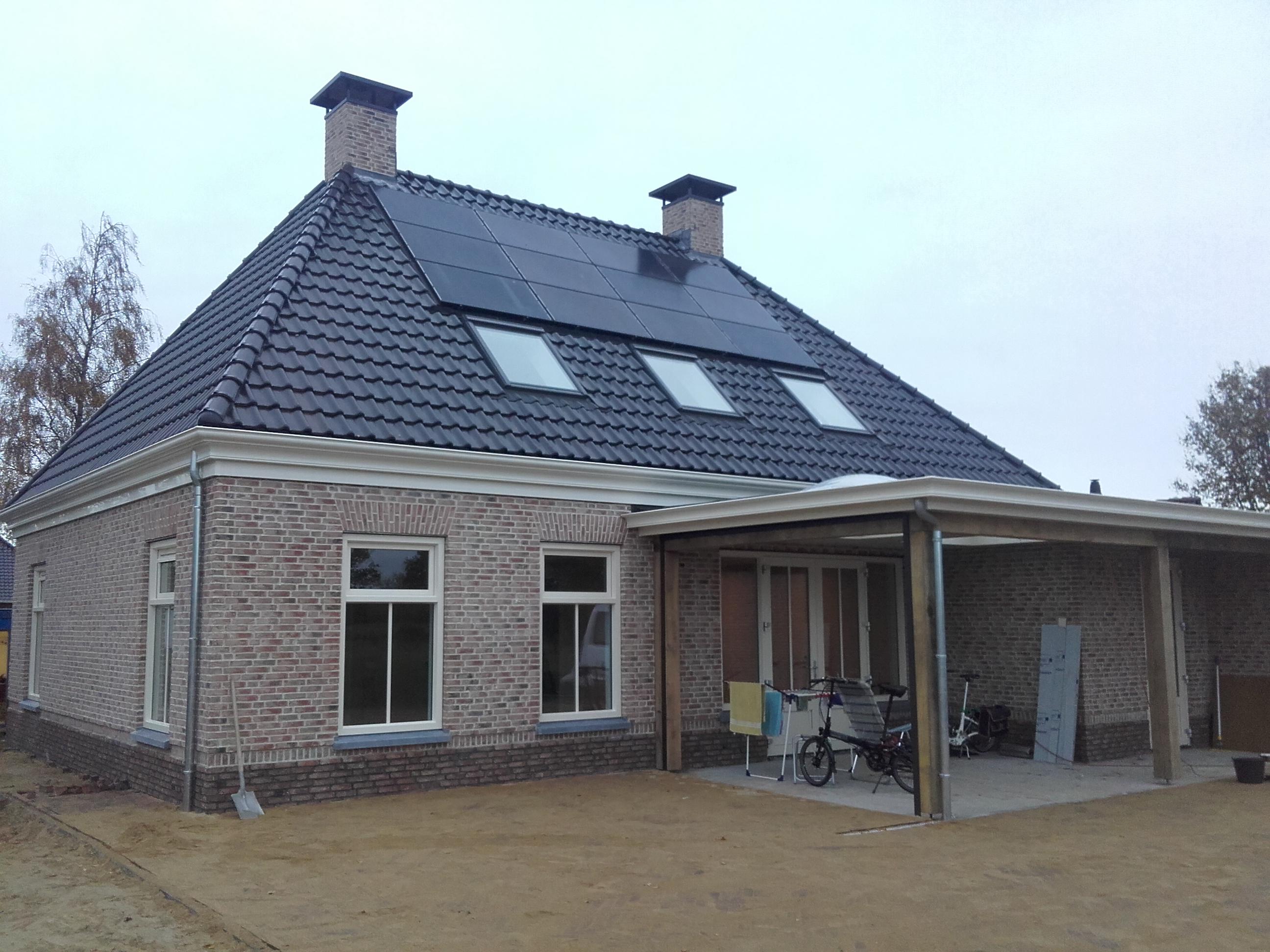Nieuwe woning for Nieuwe woning wensen